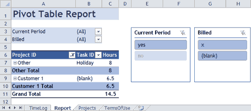 Time tracking template for excel for Consultant time tracking template
