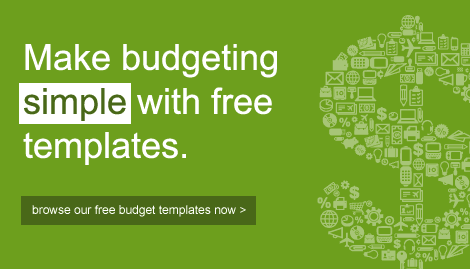 Budgeting Templates