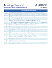 office move checklist template excel