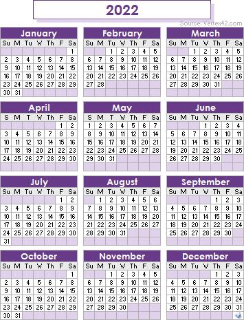 Unm 2022 Calendar.2022 Calendar Templates And Images